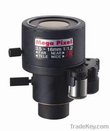 Varifocal Megapixel Lens