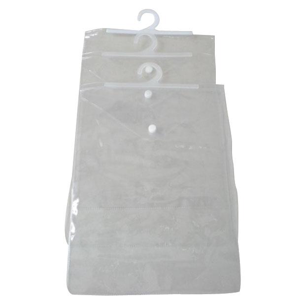 pvc clothing bag