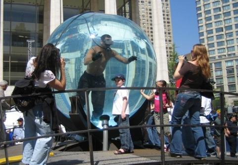 Acrylic Spheres