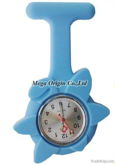 Silicone Nurse Fob Watches, Nurse Watch