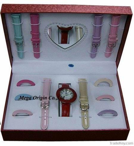 Gift watch set, watch gift set