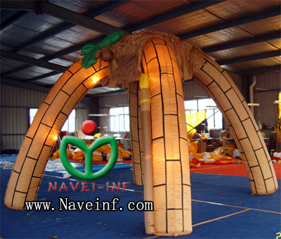Inflatable Arch