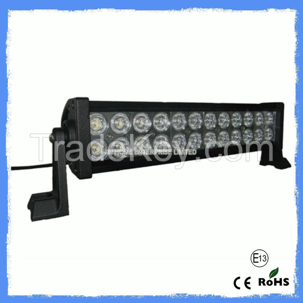 High quality bar led 120W led work light bar 6Inch 120Watt Led Work Light