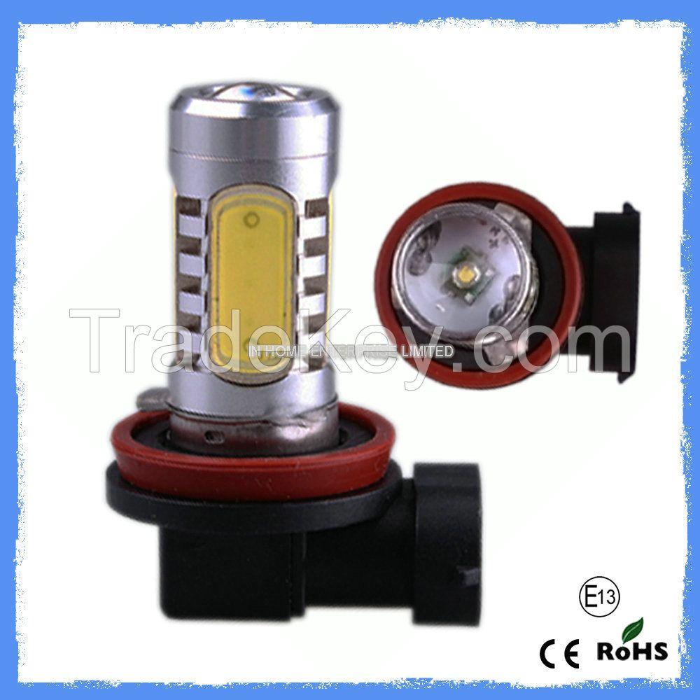 High bright H11 High Power LED Fog lamp,H11 Car LED Fog Light
