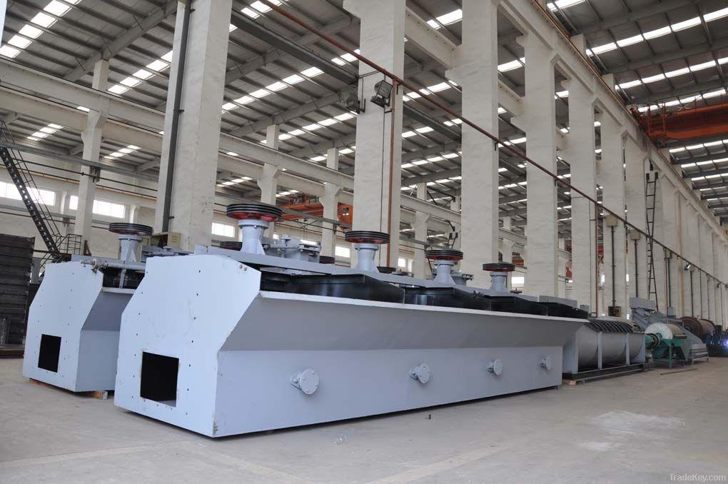 SF Flotation machine