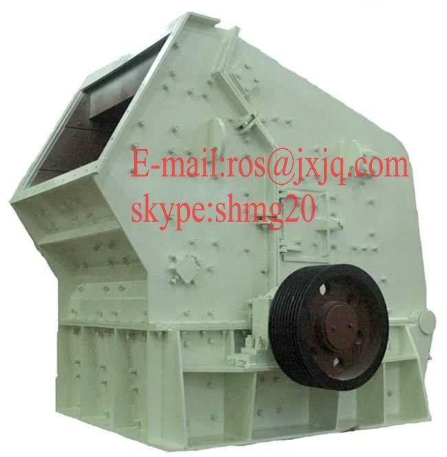 impact crusher wear liner plate/ impact crusher 1214 / high-efficient fine impact crusher
