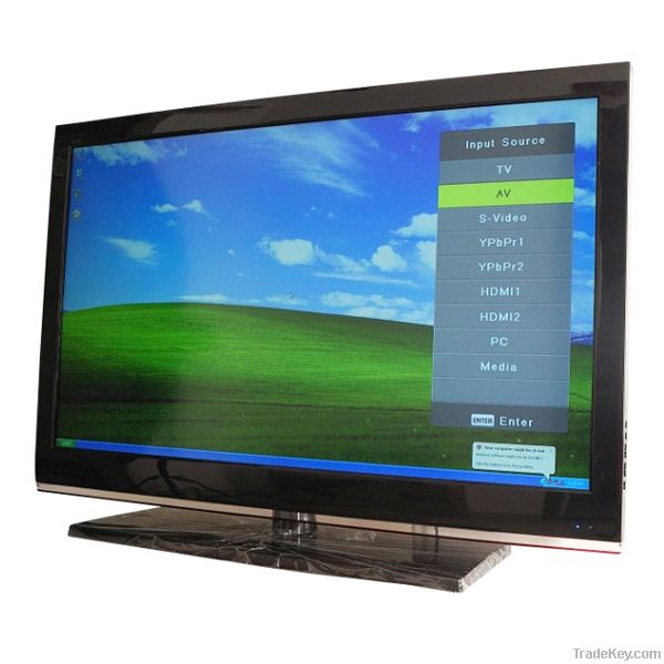 LINGYUN LED touch screen pc tv all in one