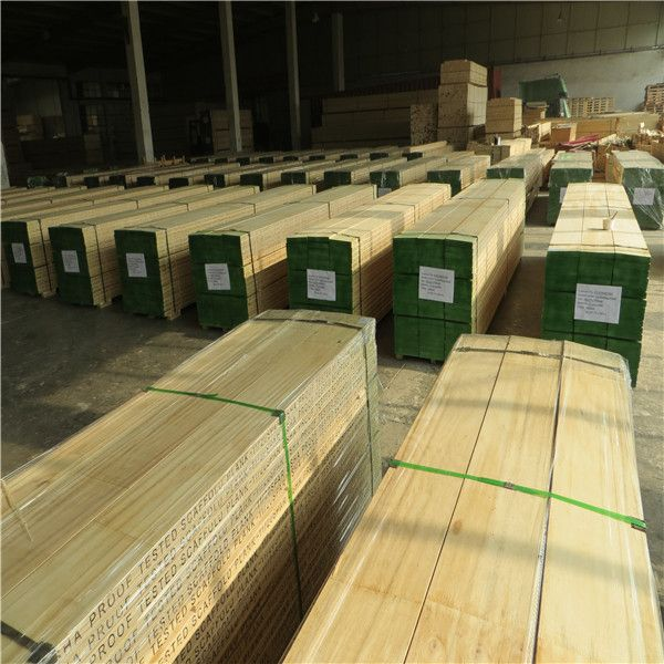 Construction Pine LVL Scaffolding Planks with OSHA standard
