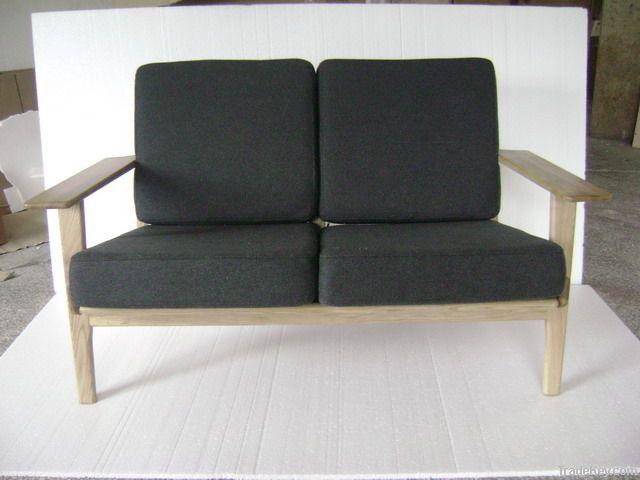 Hans J.Wegner wooden chair
