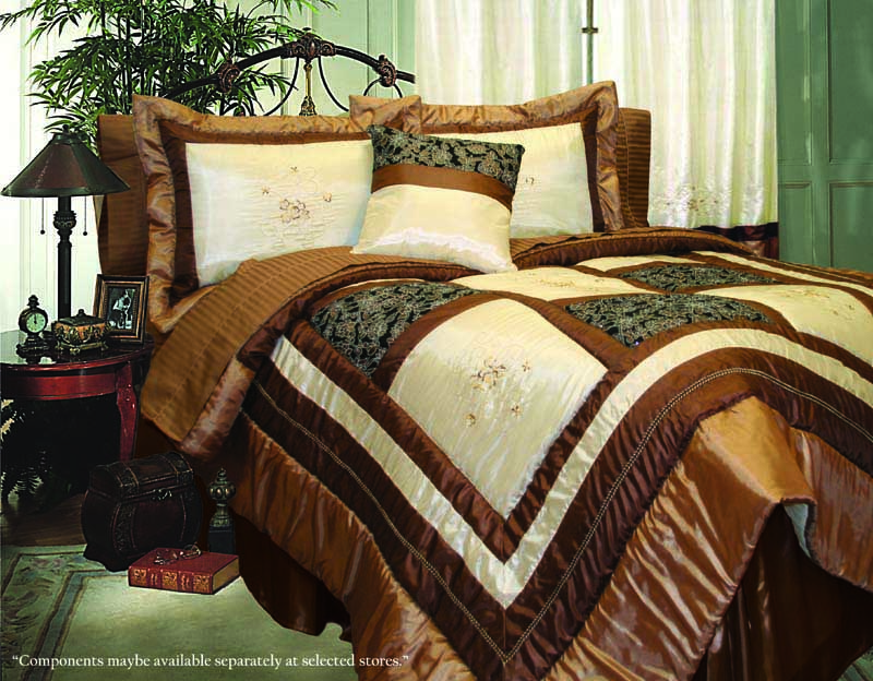 serious manufacture selling bedding sets, linens and curtains