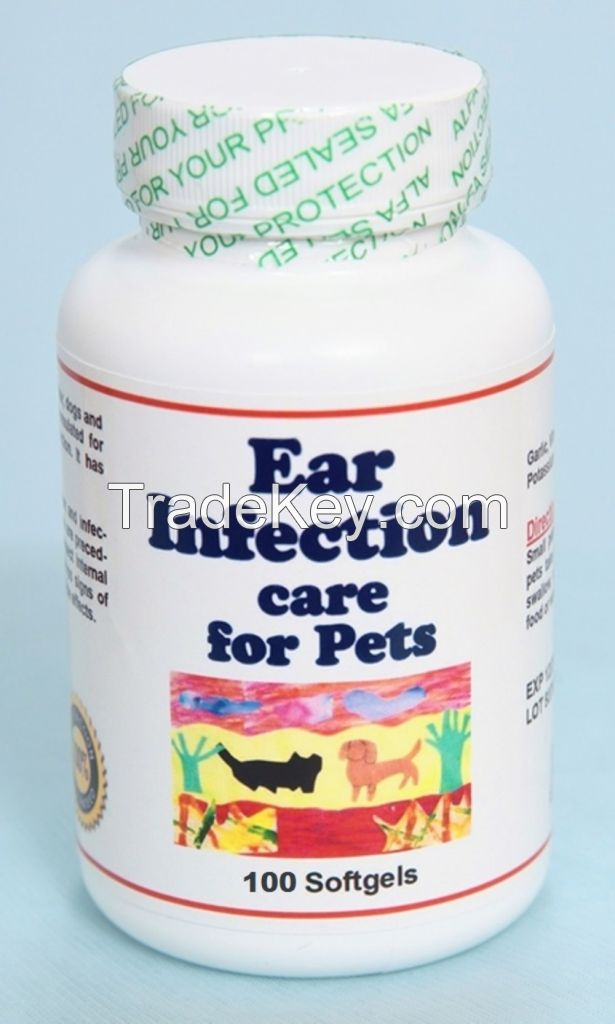 EAR INFECTION FOR PETS