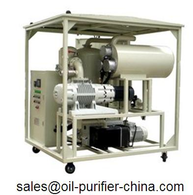 Transformer Oil Recycling System