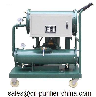 Fuel Oil Filtering Machine