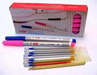 Auto-vanishing Pen, Disappearing Ink Pen, Silver Refill Pen,