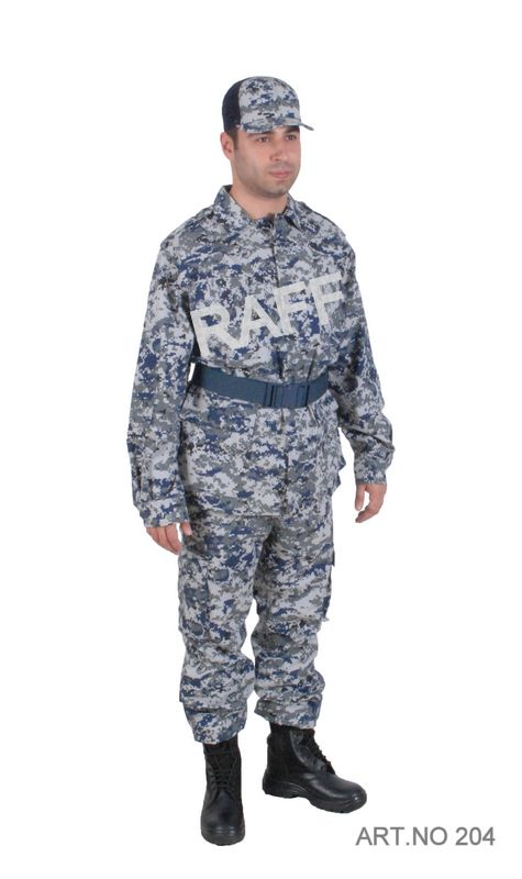 Army Camouflage Uniform