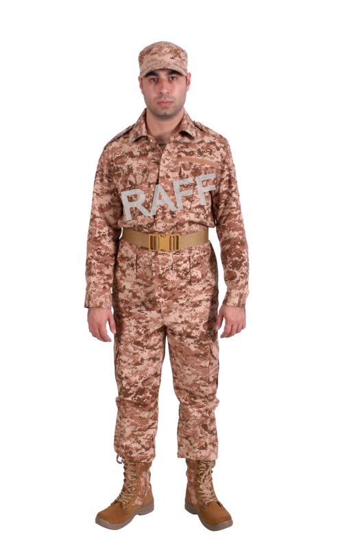 Army Desert Camouflage Uniform