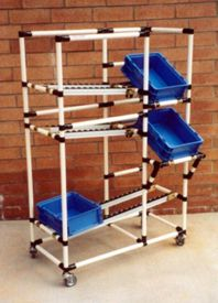 Samsung Pipe Joint Rack System