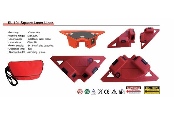 SQUARE LASERL LINE SL101