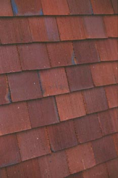 Hand Made Traditonal Clay Floor and Roofing Tiles.