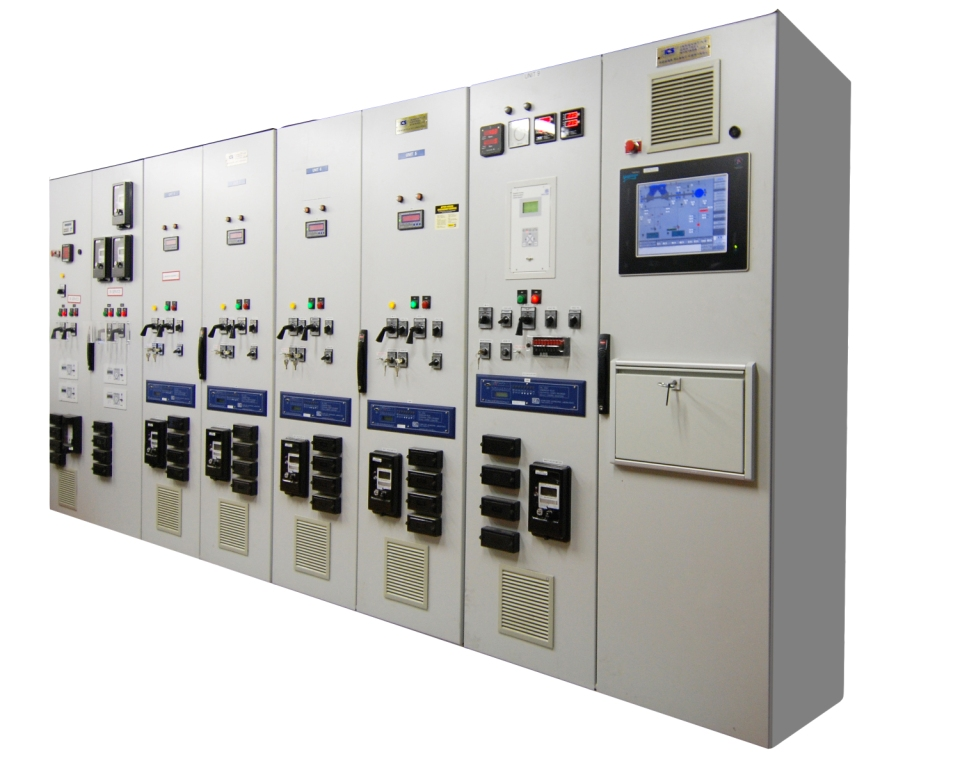 Gas, Steam, Hydro PLC Turbine Control System