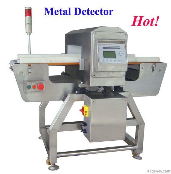 industrial metal detectors for food, pharmaceutical, chemical