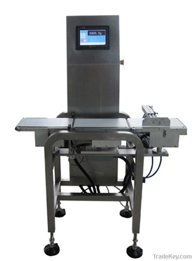 High Speed Check Weigher for inline weighing and sorting