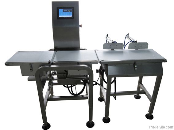 stainless steelindustrial weight scale with automatic rejection system