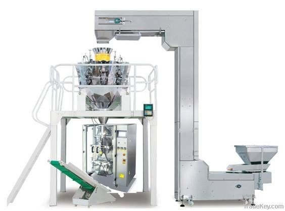 Automatic Packaging Machinery, vertical packaging machine with 10 head