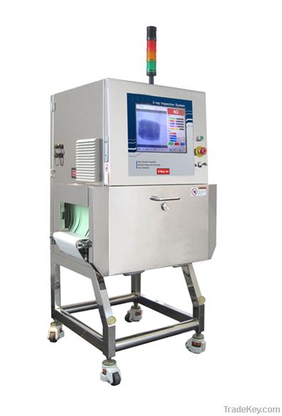 china X-Ray inspection system manufacturer to detect metals, glass, etc