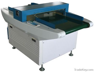 automatic conveyor belt needle detector for textile, cloth, frabic, etc