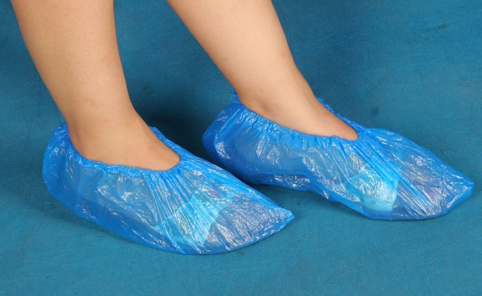 CPE Shoe Cover, Overshoe