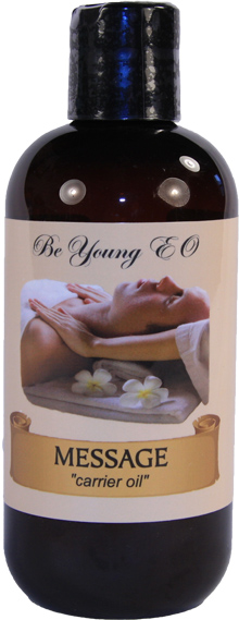 Be Young Essential Oil Grapeseed Carrier 240 ml (8oz)