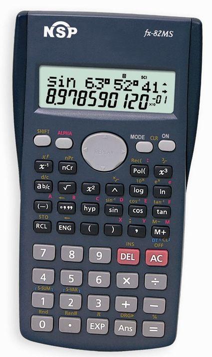 calculator FX-82MS
