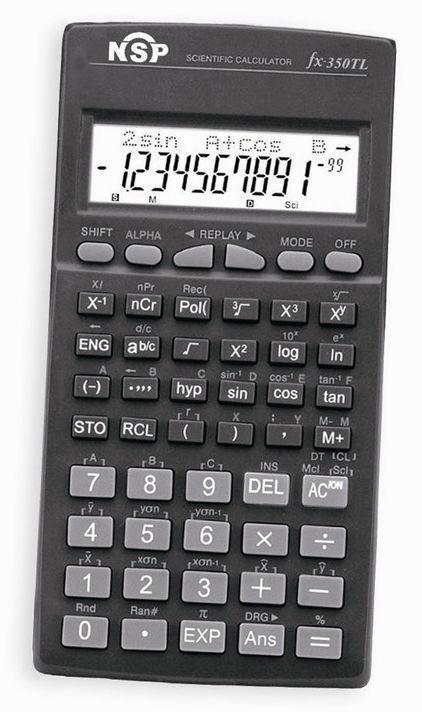calculator FX-350TL