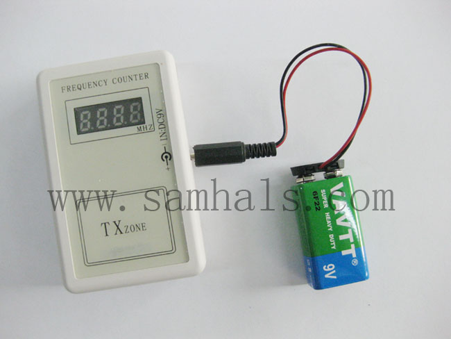 Frequency counter SH-PLJ001