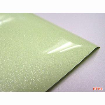 Highly Polished PVC Decorative Film
