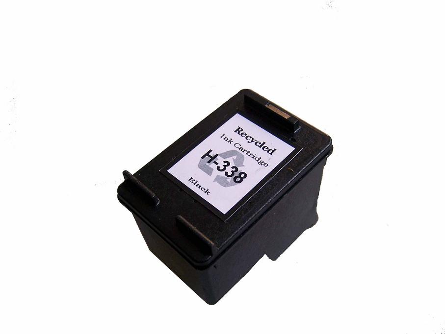 remanufactured ink cartridge for HP338