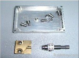 Custom Precision CNC Machined Parts
