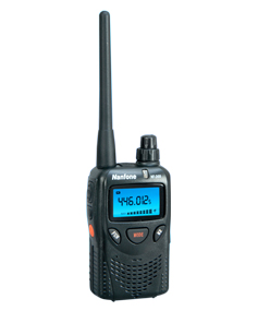 NF-368 FM Two-way radio