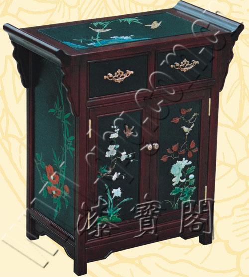 Chinese Lacquerware Antique Furniture