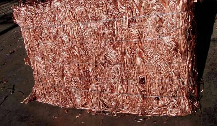 Copper Wire Scrap (Milliberry)