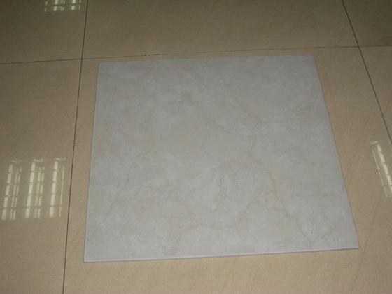 Polished porcelain tiles