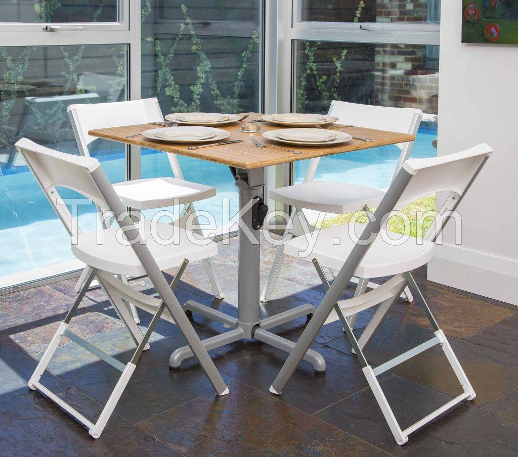 Gyro Self-stabilising Table bases