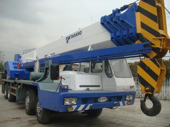 used truck crane