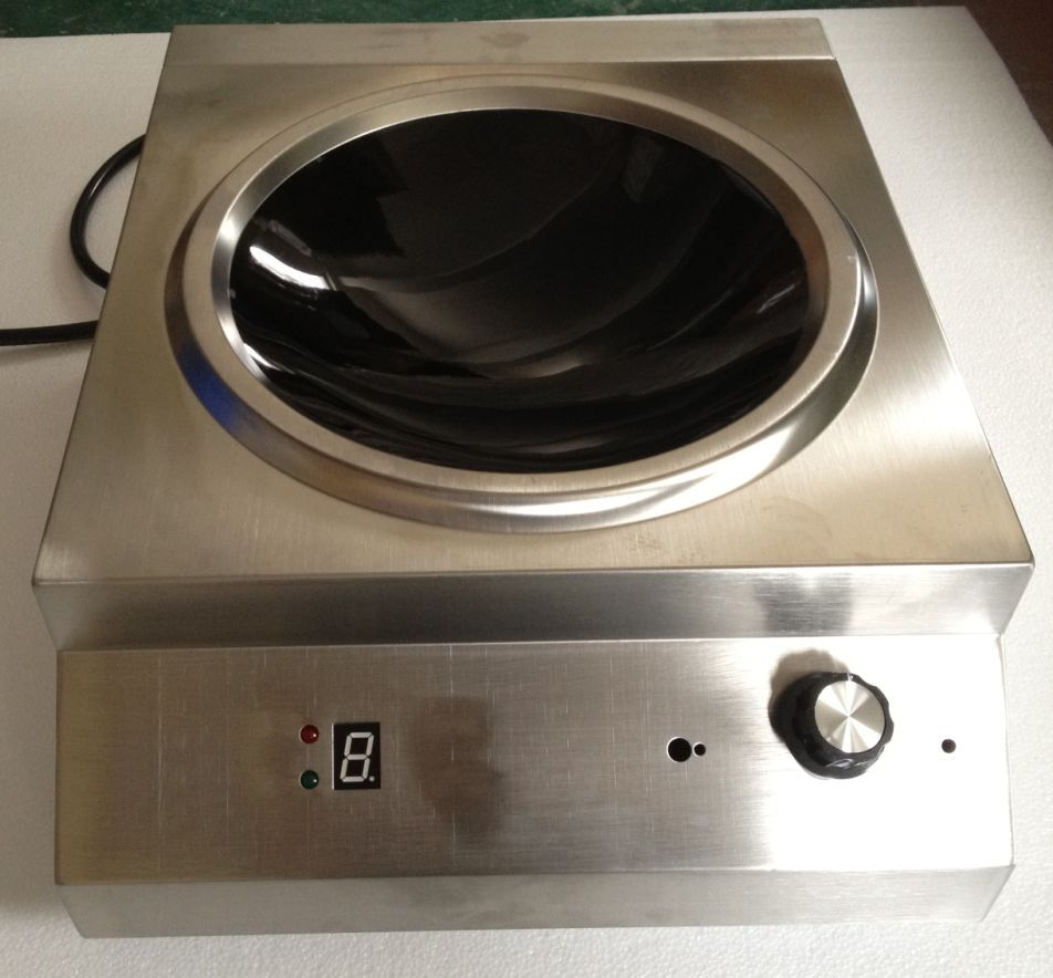 commercial induction cooker