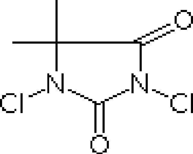 1, 3-Dichloro-5, 5-dimethylhydantoin