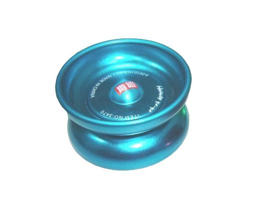 -NEW ! High-Tech painting Stainless steel Yoyo alloy feeling
