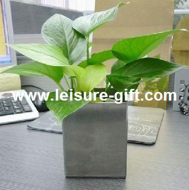 stainless steel flower vase FO-9102