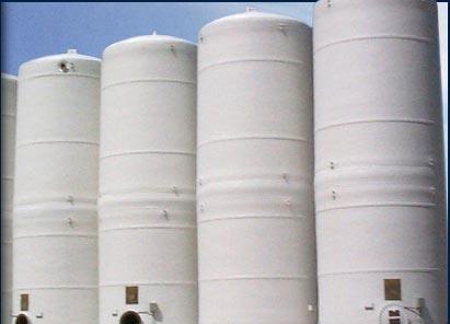 Fibreglass Reinforced Plastics Storage Tanks
