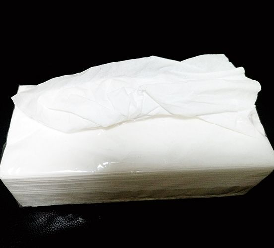 facial soft pack tissue paper